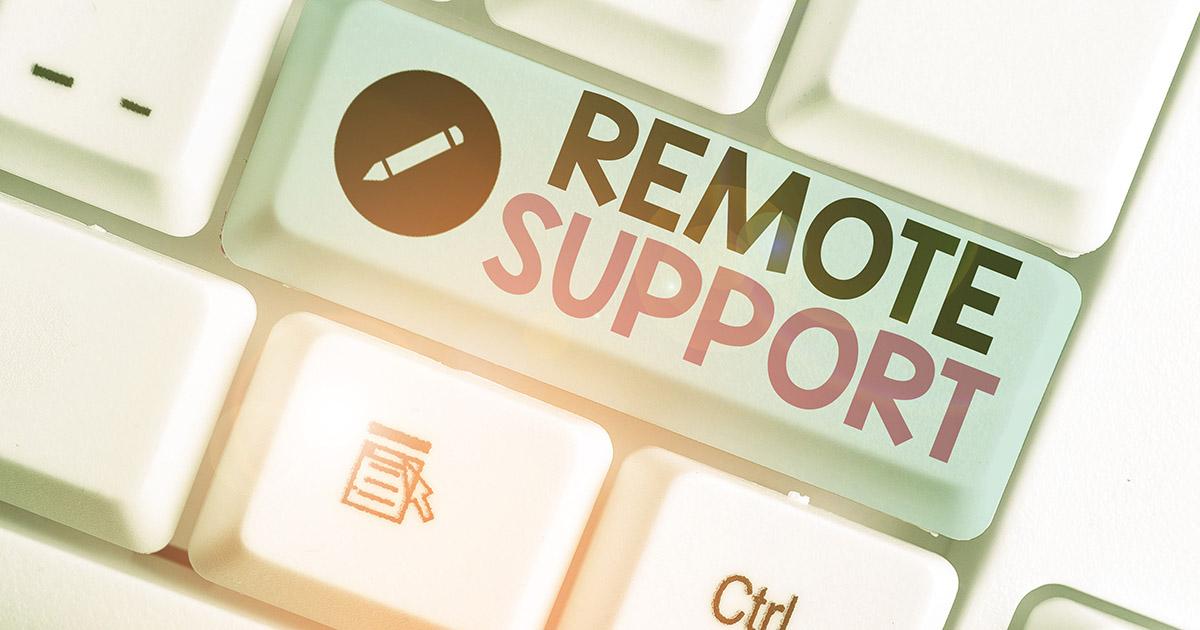 Aggiornamento registratore cassa: chiedi un servizio assistenza remoto